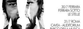 The Leading Guy, 2Cellos, folk, indie, pop, Lady Lovely, Ferrara, Roma, Tarvisio